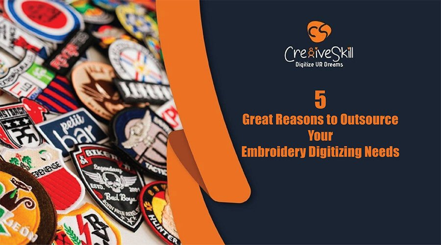 High-quality Assurance-embroidery digitizing