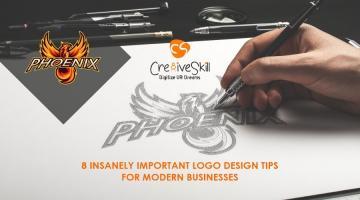 8 Insanely Important Logo Design Tips for Modern Businesses