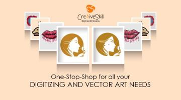 One Stop Shop for All Your Digitizing and Vector Art Needs