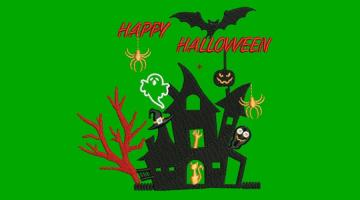 Halloween is Coming! Decorate with these Halloween Free Designs!