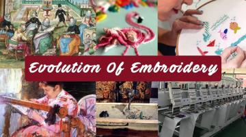 The Evolution Of The Embroidery Industry