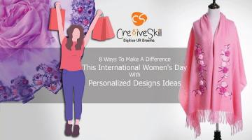 8 Ways To Make A Difference This International Women's Day