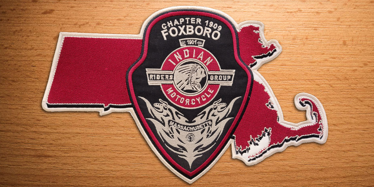 Custom Embroidered Patches After