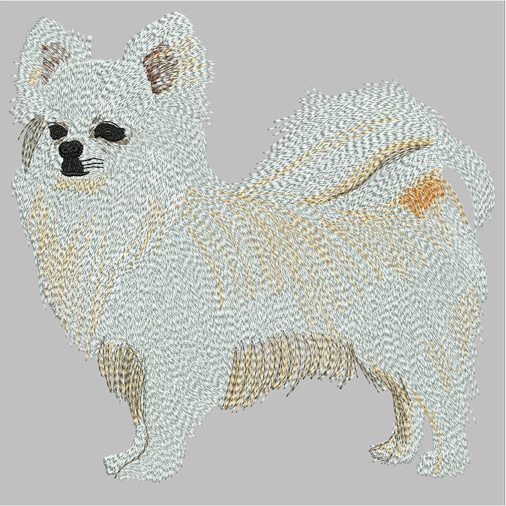 Pet Embroidery Digitizing