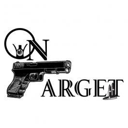 Gun vector artwork