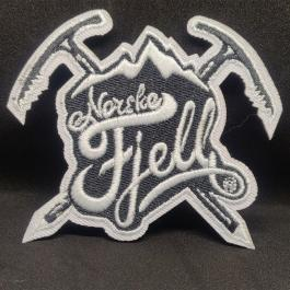 Norske Fjell patch Embroidery Design