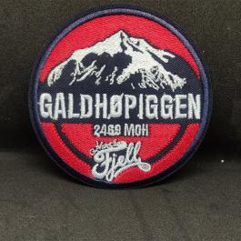 Cre8iveSkill's Galdhopiggen Embroidery Patch Design