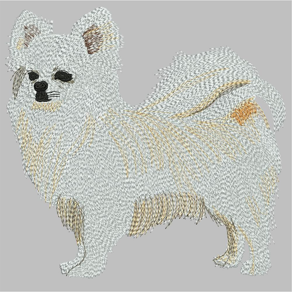 After  Pet Embroidery Digitizing
