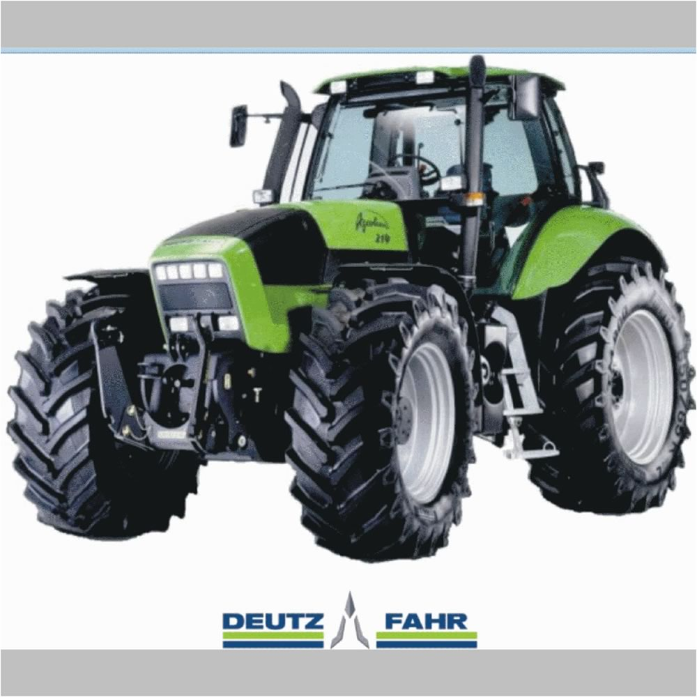 Before Tractor Embroidery Designs