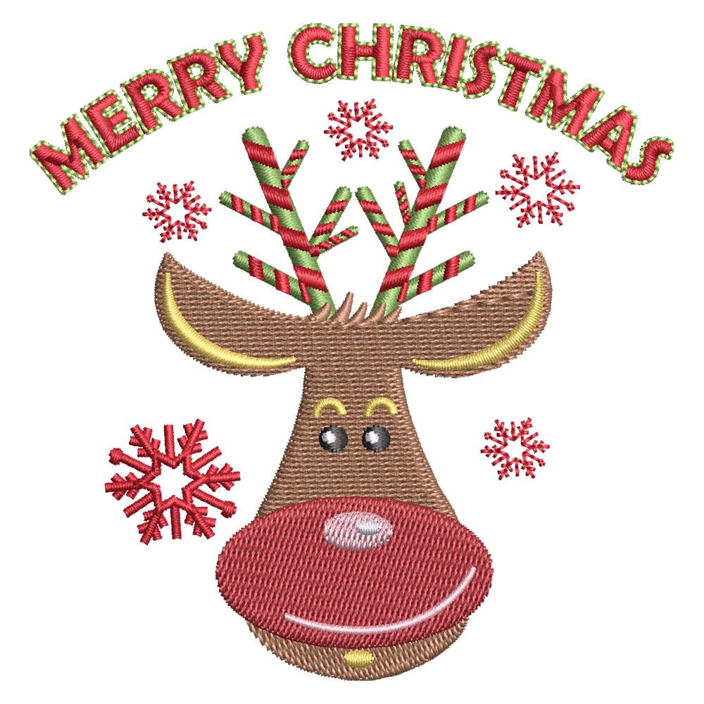 Digitized Reindeer