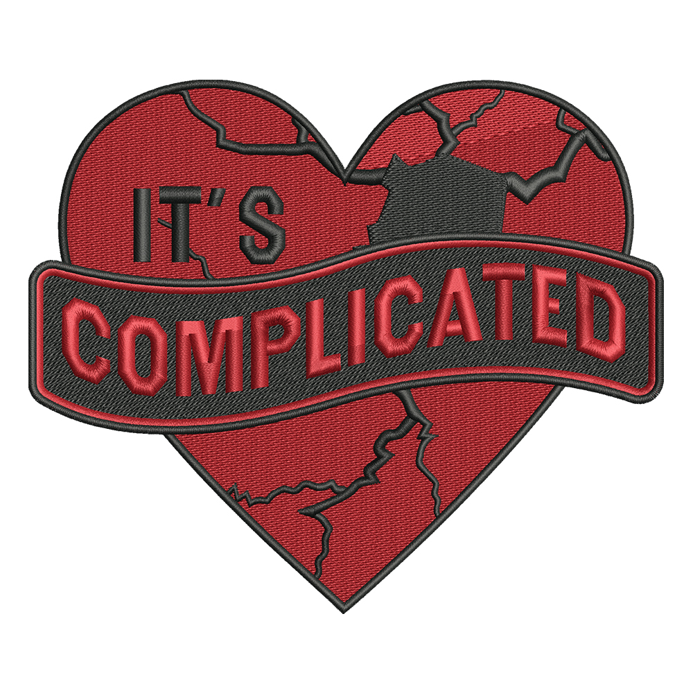 Embroidery Design: It's Complicated