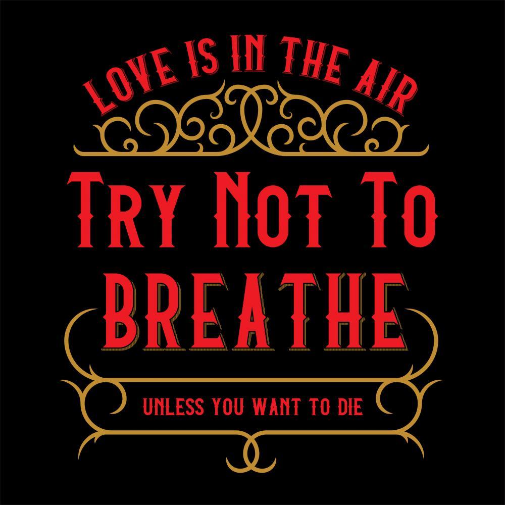 Not To Breath Vector Art