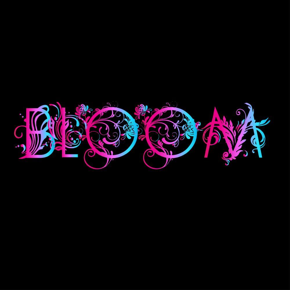 Cre8iveSkill's Vector Art Design Bloom Flower