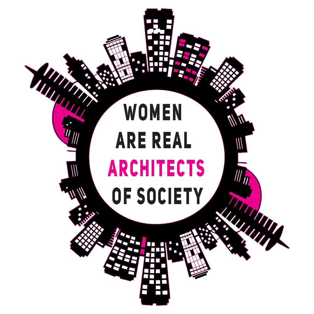 Women Are The Real Architects of Society vector