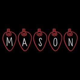 Mason Christmas Lights