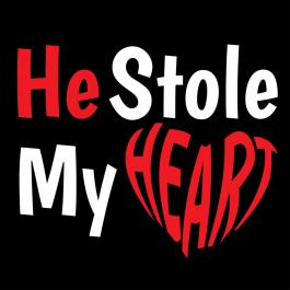 He Stole My Heart  Vector Graphics