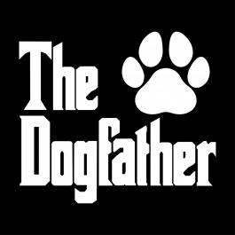 Cre8iveSkill' The Dogfather Vector art