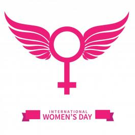 Vector Art:  International Women's Day