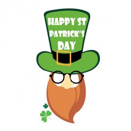 Vector Art: Saint Patrick's Day