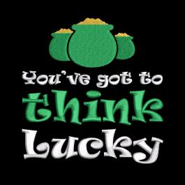 Cre8iveSkill's Embroidery Design st Patrick Quotes