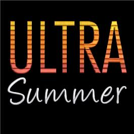 Embroidery Design: Ultra Summer