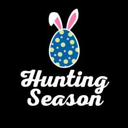 Cre8iveSkill's Vector Art Easter Hunting Season