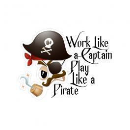Pirate Vector Art
