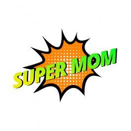 Super Mom Vector graphics