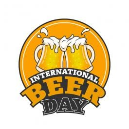 Intrenational Beer Day Vector Design - Cre8iveSkill