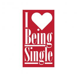 Being Single Vector Graphic Design - Cre8iveSkill