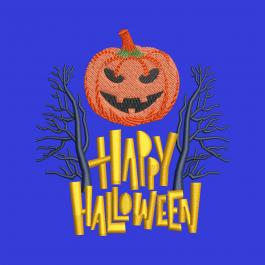 Happy Halloween Pumpkin-Cre8iveSkill