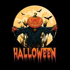 Halloween Devil Vector Graphic Design - Cre8iveSkill