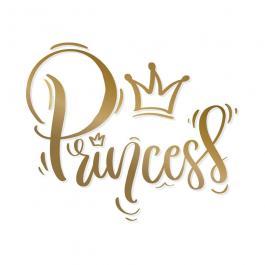 Princess Typography