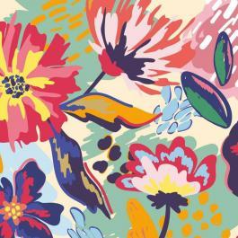 Spring Artistic Floral Design