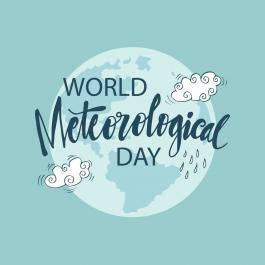 WORLD Meteorology Day