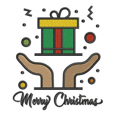 Digitized Christmas Gift