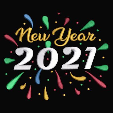Wishing happy new year