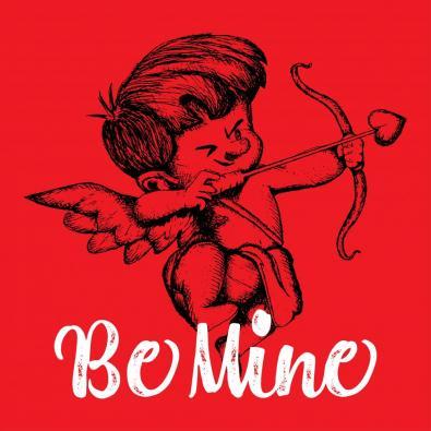 Vector Art: Cupid Valentine's Day