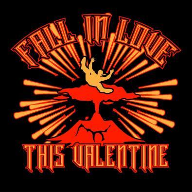 Anti Valentine's Day Vector Art