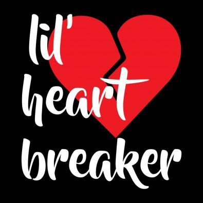 Lil Heart Breaker Cre8iveSkill