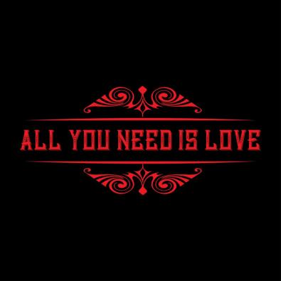 Cre8iveSkill's Valentine's Day Vector Art All You Need Is Love