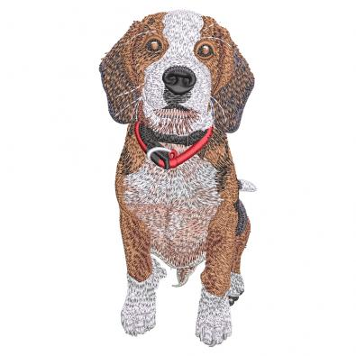 Cre8iveSkill's Embroidery Design Cute Doggy