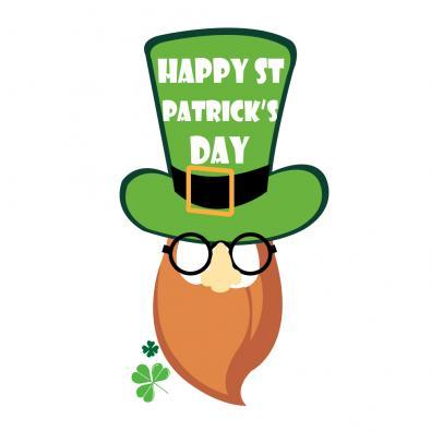 Vector Art: Saint Patrick's Day