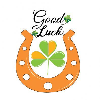 Vector Art:  Good Luck Patrick's day