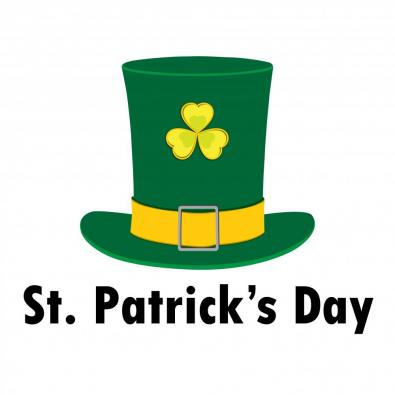 Vector Art: Patrick's Day Hat