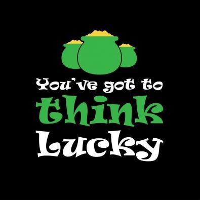 Vector Art: Luck Patrick
