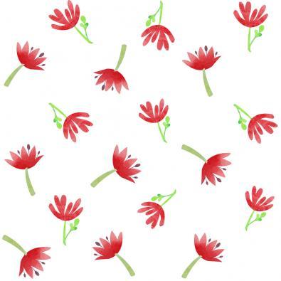 Vector Art: Floral Pattern