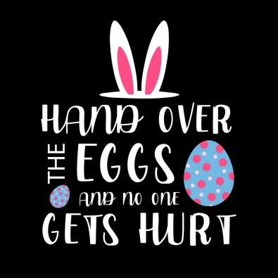 Cre8iveSkill's Vector Art Easter Bunny Eggs Hunting