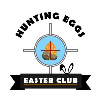 Cre8iveSkill's Vector Art Easter Hunting Eggs