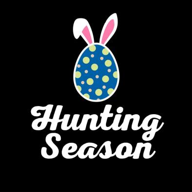 Cre8iveSkill's Vector Art Easter Hunting Season